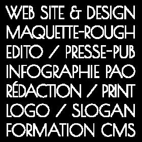 Typo Web design